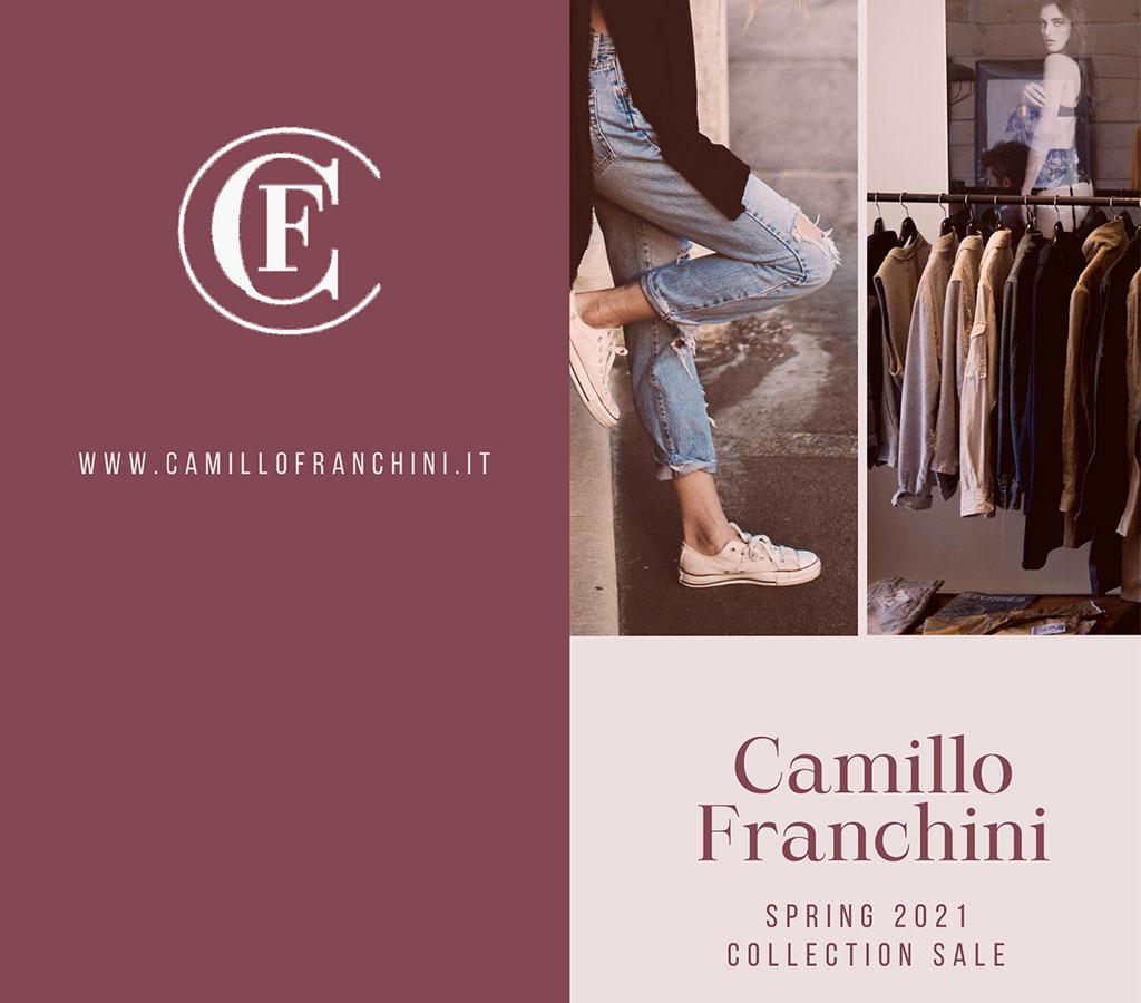 Capi di abbigliamento Camillo Franchini